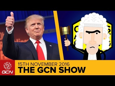 Was The US Election Good For Cycling? The GCN Show Ep. 201