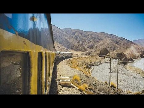 Beautiful Sindh Travel by Train