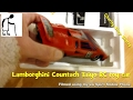 Charity Shop Short - Lamborghini Countach Taiyo RC toy car