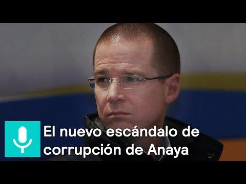 El nuevo escándalo de corrupción de Anaya - Es la hora de opinar - 7 de febrero 2018