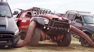 Монстр-Траки - Русский Трейлер 2 (2017) | Monster Trucks 2017