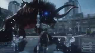 Final Fantasy XV - Gameplay Walkthrough [Battle Fight] HD