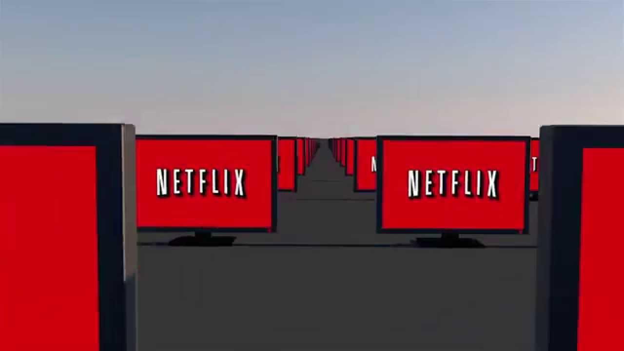 Netflix Motion Graphic