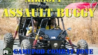 Airsoft Assault Buggy by GamePod Combat Zone