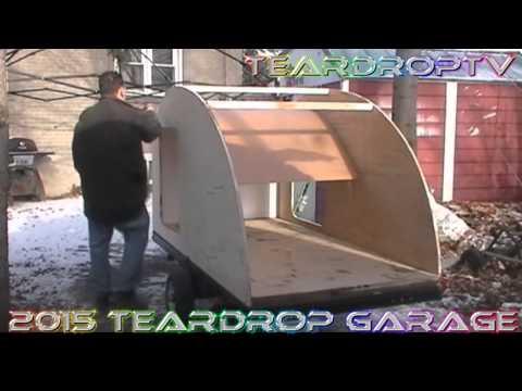 TeardropTV - Teardrop Garage Episode 7 - The basic quick kit