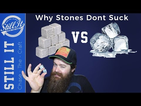 Are Whisky Stones Any Good?YES! . . . . And No