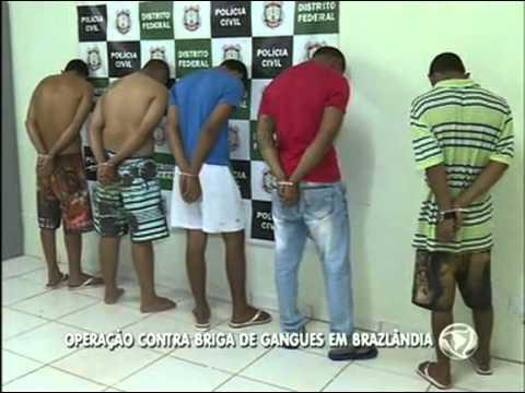 Resultado de imagem para BRIGA DE GANGUES BRAZLÂNDIA