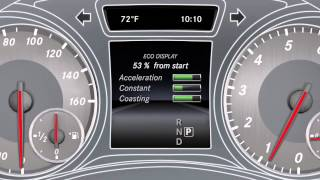 CLA-Class ECO Start/Stop Function -- Mercedes-Benz USA Owners Support