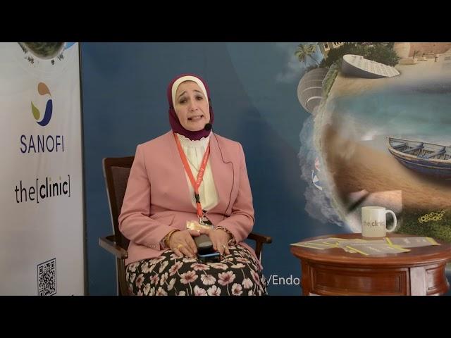 الأستاذ الدكتور إيمان يوسف تتحدث عن تتحدث عن السمنة و علاقتها بمرض السكرى