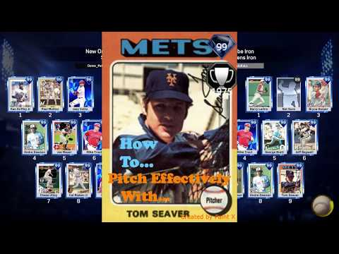 How To Pitch Effectively With 99 Tom Seaver