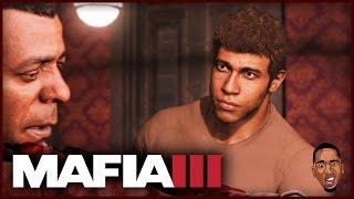 MAFIA 3 Gameplay: CHOKE SLAMMING B!TCH#S (pt. 1)