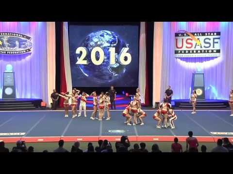 Premier Academy (Canada) - Rage [2016 International Open Small Coed Level 6 Finals]