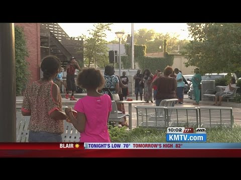 Dozens gather for North Omaha community outreach event