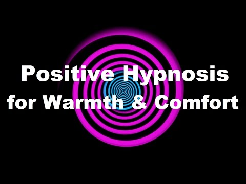 Positive Hypnosis for Warmth & Comfort (Free MP3 Download)