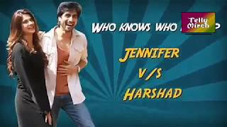 Bepannaah: Favourite colour, food and movie #AdiYa test || Harshad chopda || jennifer winget