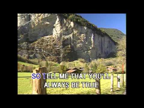 You Mean The World To Me (Karaoke) - Style of Toni Braxton