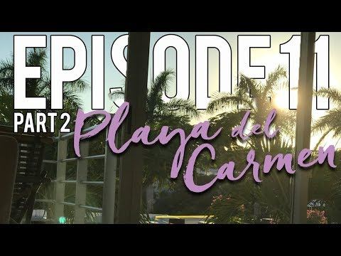 Why is Playa del Carmen the new it place? Yucatán Peninsula Trip, Part 2