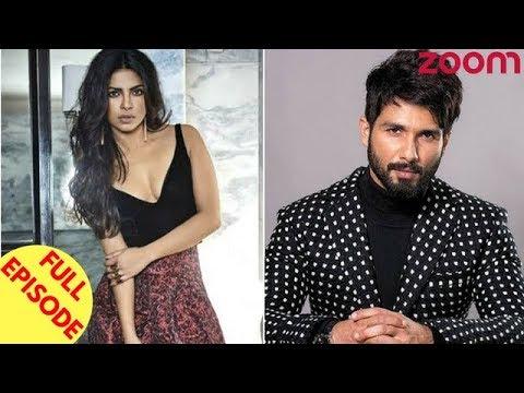 Priyanka Not Interested For 'Quantico' 4?   Shahid To Star In Rakeysh Omprakash Mehra's Next & More