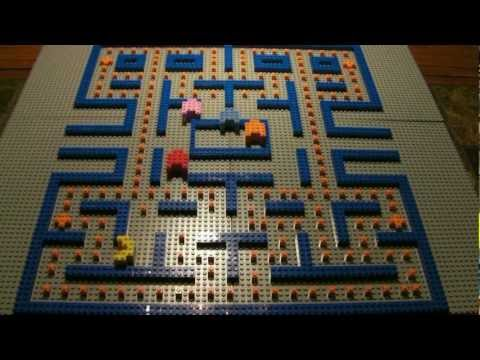 Lego Pac-Man Game