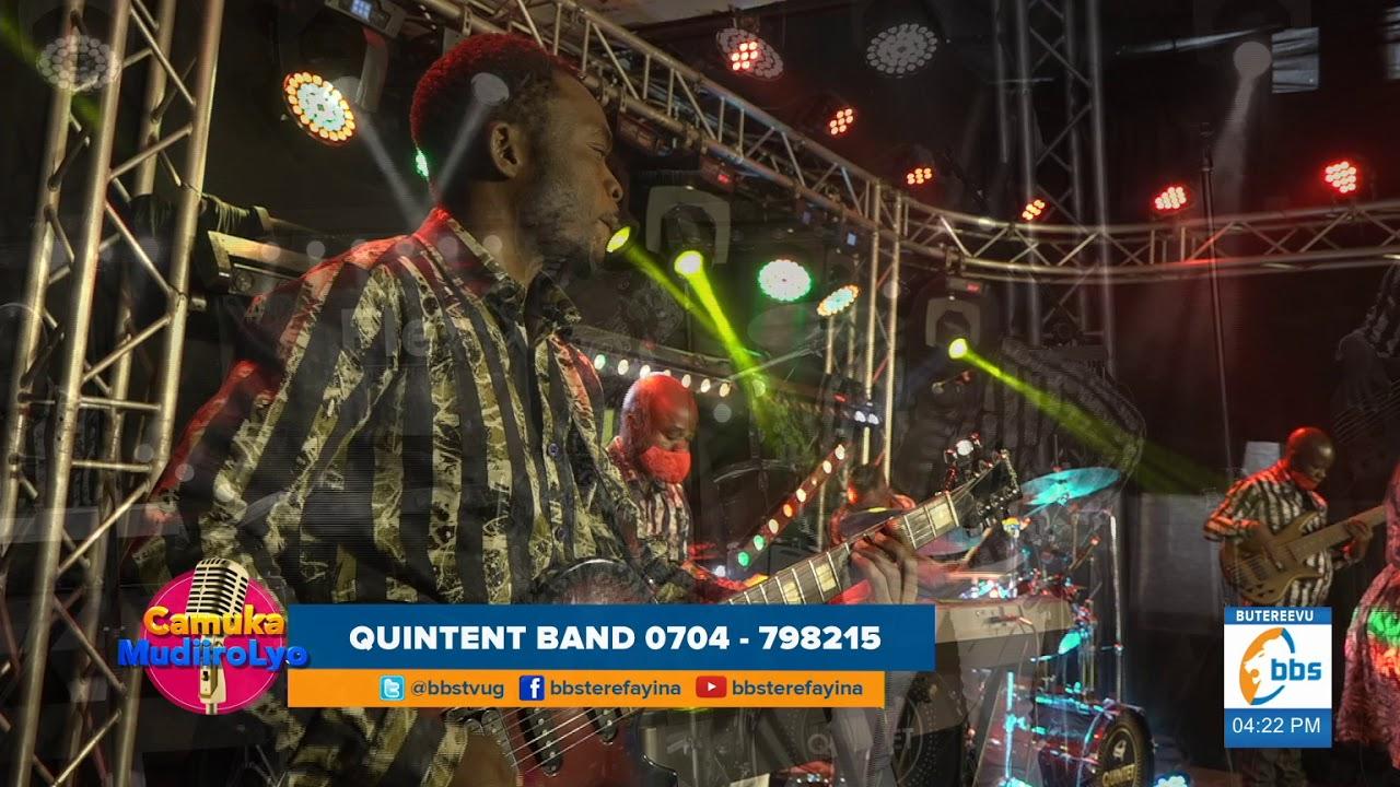 Download Ebinyumu  - Elly Wamala | Quintet Band | Camuka live band