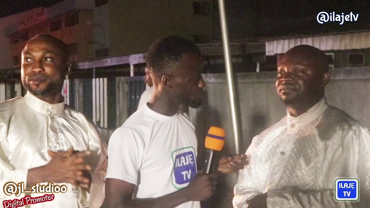 Download Ilaje TV  - Interview with Olu & Wale  Zion Singer.