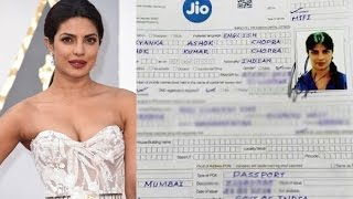 SHOCKING! Priyanka Chopra's Reliance Jio 4G Service Subscription | Latest News | Newsadda thumbnail