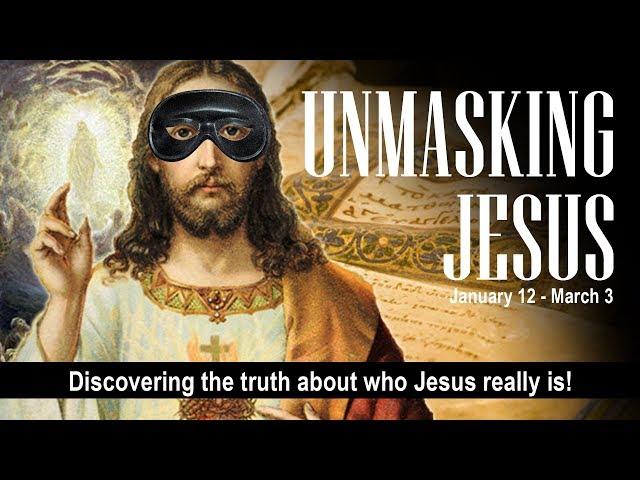 2019 Jan 26 Jesus As Man