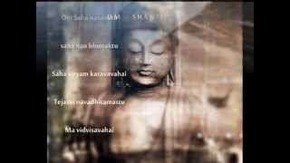 Download Hindi Video Songs - SHANTI MANTRA -- OM SAHANA VAVATU ~ Deva Premal