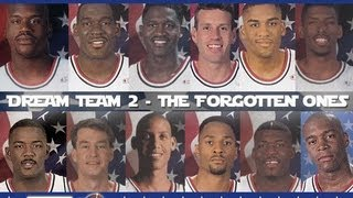 DREAM TEAM 2 THE FORGOTTEN ONES