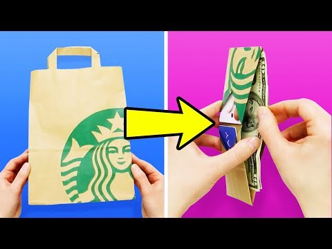 20 CHEAP AND COOL DIY BAGS AND PURSES