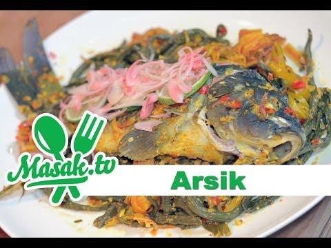 Resep Masakan Arsik...