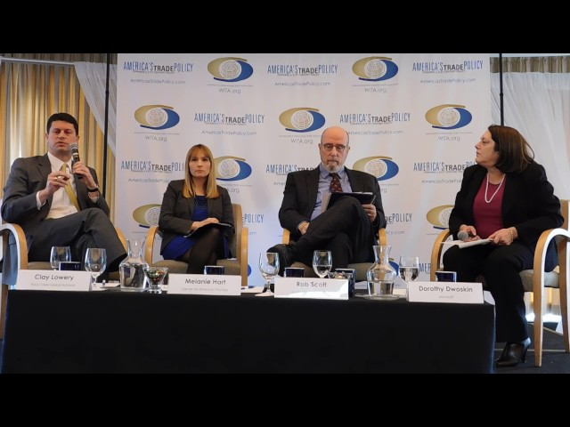 2/16/17 The Past, Present, and Future of US-China Trade: Panel 1 Part 2