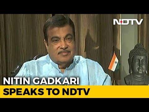 'Action And Reaction': Nitin Gadkari On BJP's Rajiv Gandhi Attacks