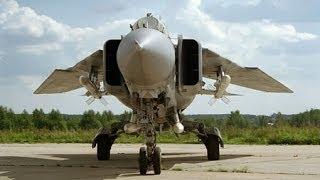 Фронтовой истребитель МиГ-21. Сделано в СССР