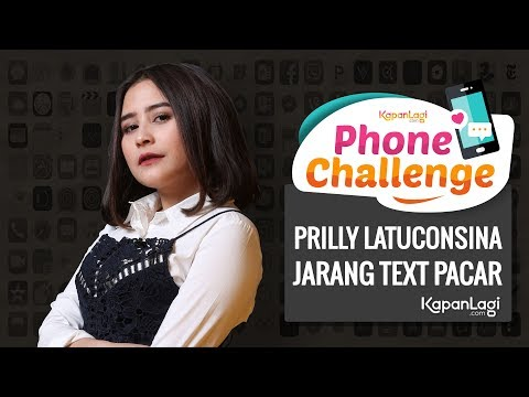 #phonechallenge---prilly-latuconsina