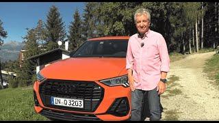 Audi Q3: Vom pummligen Vehikel zum scharf gezeichneten Hingucker
