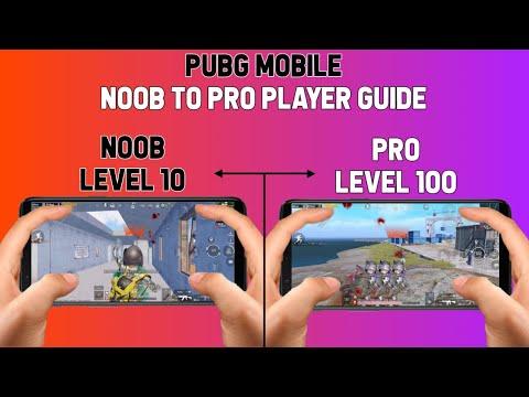 PUBG MOBILE NOOB