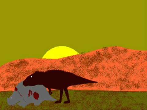 ASDC - Inostrancevia vs Postosuchus
