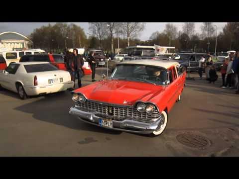 Hobby Car Show/ Parade in Tallinn - Estonia 2015