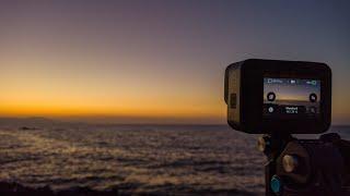 Full sunset in Chania, Greece | 4K