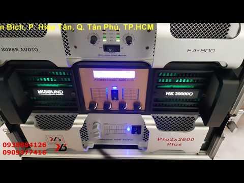 Trả Góp Dàn âm thanh Array 40 Đơn 135 Triệu Khách Hóc Môn | Điện Máy Ruby