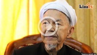 Amanat Nik Aziz: Mahu PAS, Umno berbaik