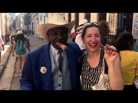 Experience Cuba with Caroline White Photography & Friends