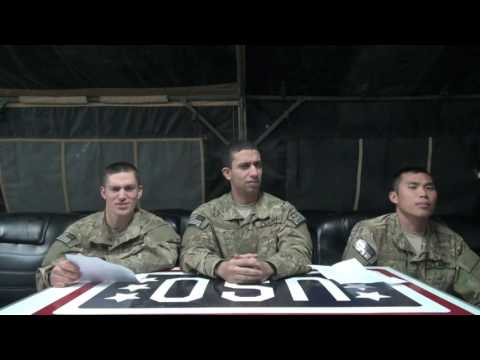What Not To Do At A Military Board