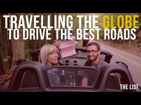 Driving 3 Of The Best Roads Across The Globe | The List