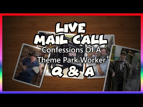 Sir Willow Live!  Mail Call, Question & Answer, and more!
