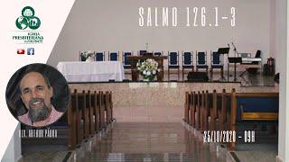 Reflexão:  Salmo 126.1-3 - IPT