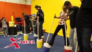 X-Arena Corporate team building