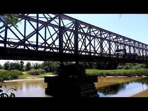Despois de 10 anos voltei no municipio do campo do tenente para pesca mas o rio estava baixo .