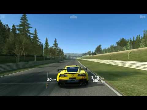 Real Racing 3 Speed 2016.06.09 / Corvette C7.R / SPA